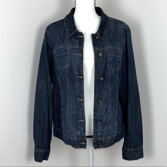 Nine West Jean Jacket